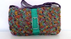 Katie's baguette bag