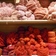 LM red wool website
